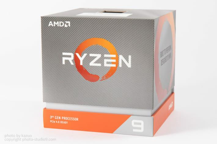 2019買って良かったもの Ryzen9 3900X