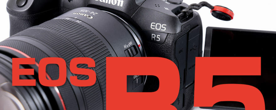 EOS R5 レビュー