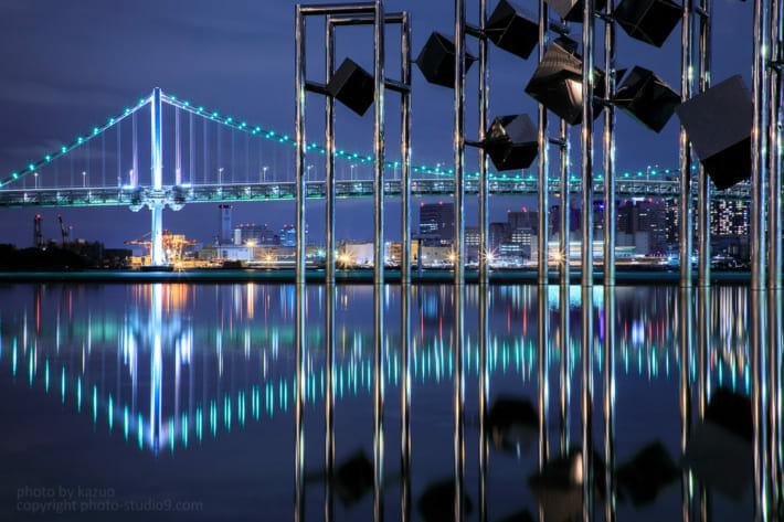 晴海埠頭 夜景