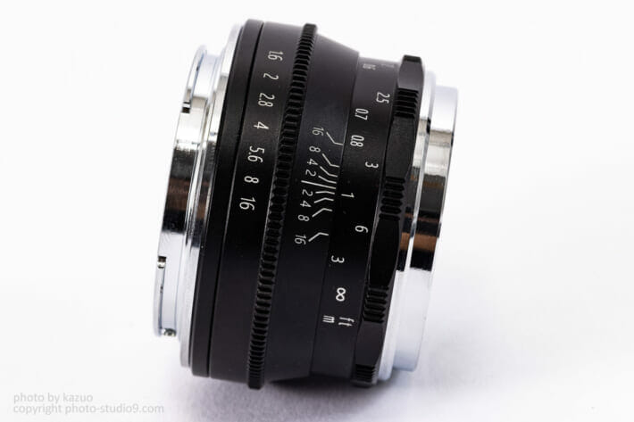 PERGER 35mmF1.6 レビュー