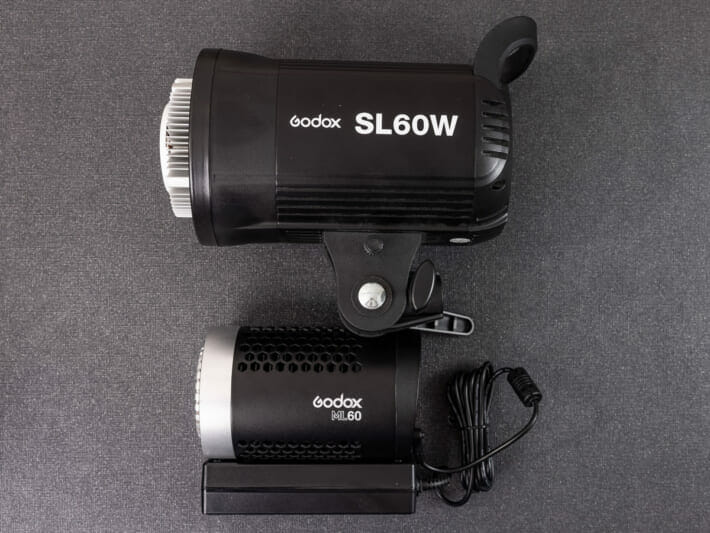 GODOX ML60 レビュー