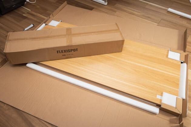 FLEXISPOT E7レビュー