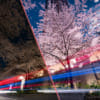 夜桜をLightroomとPhotoshopを使ってRAW現像、レタッチするためのワークフローを紹介するよ